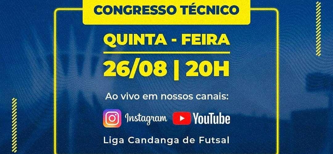 Campeonato Brasileiro - Congresso Técnico AO VIVO