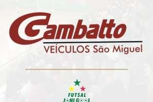 Gambatto Veículos FIAT SMO é mais um grande reforço do Futsal JONI GOOL para 2021