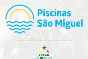 Piscinas São Miguel renova parceira com o Futsal JONI GOOL para 2021
