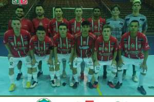 Vitória pela Liga Catarinense Sub 17